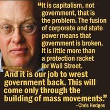 Image result for chris hedges quotes