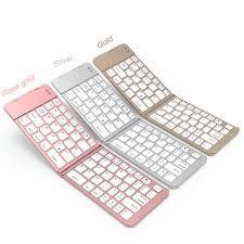 Online Shop <b>Landas</b> Mini Foldable <b>Keyboard</b> Wireless 3.0 For ...