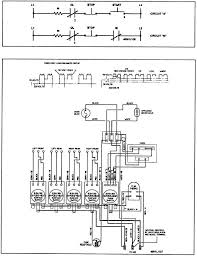 figure aii   schematic diagram of an electric rangesingle line diagram of a motor control circuit  figure aii    schematic diagram of an electric range  aii