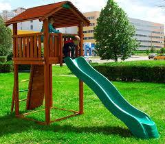 <b>Детская игровая площадка Jungle</b> Cottage