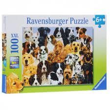 <b>Пазл Собаки</b>, <b>Ravensburger</b> 10745- - 710 руб - купить в интернет ...