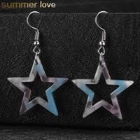<b>Star</b> Moon Dangle Earrings Canada
