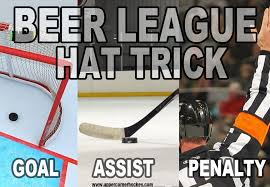 Beer-League-Hat-Trick-ice-hockey-meme.jpg via Relatably.com