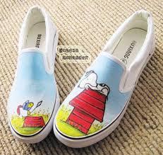 Παπούτσια με Snoopy
