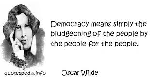 Democracy Quotes Famous People. QuotesGram via Relatably.com