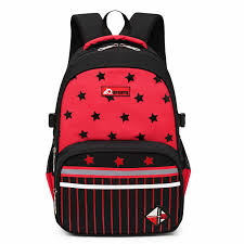 Fashion Girl School <b>Bag 2pcs</b>/<b>set Waterproof</b> light Weight Girls Boys ...