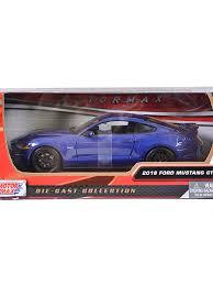 <b>Модель машины</b> Ford Mustang GT 2018 1:24 79352 <b>Motormax</b> ...