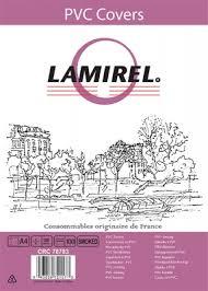 <b>Обложки</b> прозрачные пластиковые <b>Lamirel Transparent A4</b>, PVC ...