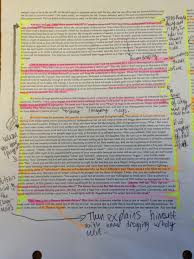 lauren maluchnik s blog where all her amazing writing goes outline outline for letter from a birmingham jail