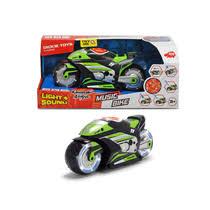 <b>Машина Dickie</b> Toys <b>Мотоцикл</b> музыкальный со светом и звуком ...