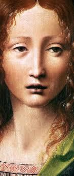 17 best ideas about leonardo da vinci simple things leonardo da vinci renaissance head of the savior detail