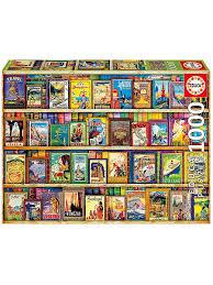 <b>Пазл</b> 1000 деталей Мир путеводителей <b>Educa</b> 3843938 в ...