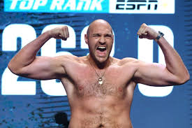 Tyson Fury vs Otto Wallin UK time: Live stream, TV channel and ...