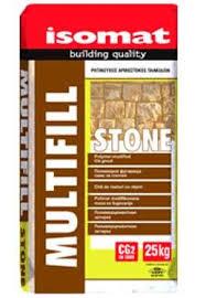 <b>Затирка</b> для <b>камня</b> Isomat Multifill Stone 25 кг