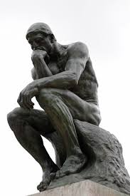 three critical questions on leadership development part  the thinker by rodin