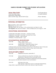 examples of resumes job application sample form doc pdf for  89 excellent mock job application examples of resumes