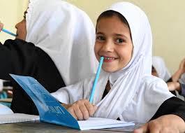 Getting <b>Girls Back</b> To School In Afghanistan