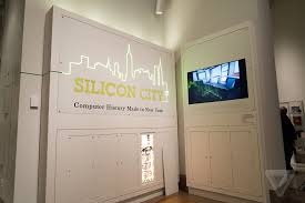 silicon city new york s forgotten role in the history of the exhibit is heavily influenced by the 1964 world s fair which was held in queens and played a big role in the popularization of computers