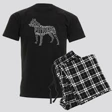 <b>Bull Terrier Men's</b> Pajamas - CafePress