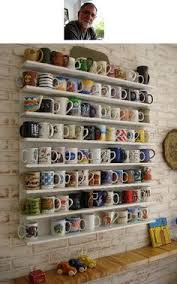 22 Best <b>Mug holder</b> images | Cup of <b>tea</b>, Coffee mugs, <b>Kitchens</b>