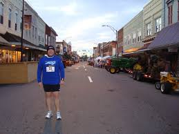 chad and brad s 100 county countdown surry county berry half finally we were started and the first mile wound us around the main city streets up the first of several hills and out into the mount airy suburbs