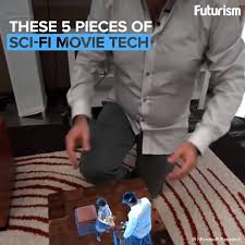 These <b>5 pieces</b> of sci-fi <b>movie</b> tech are becoming reality