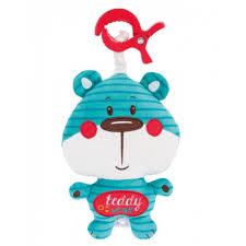 <b>CANPOL</b> BABIES Soft Musical <b>Toy</b> Forest Friends, 68/048 blue bear ...