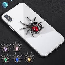 <b>Spider Bling Holder</b> Finger Ring <b>Holder</b> Diamond <b>Metal Spider</b> ...