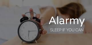 Приложения в Google <b>Play</b> – Alarmy - Будильник с Музыкой и ...