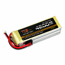 LiPo Hobby RC Batteries with <b>3s</b> Cells (S) > 4000mAh for sale | eBay