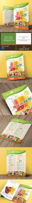 fruit juice menu flyer magazine ad by arifpoernomo graphicriver fruit juice menu flyer magazine ad food menus print templates