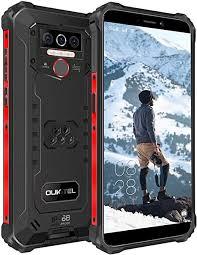 <b>OUKITEL WP5</b> (2020) Rugged <b>Smartphone</b>, <b>4G LTE</b> Dual SIM IP68 ...