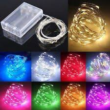 <b>Battery</b> Operated <b>Led String Lights</b> for sale | eBay