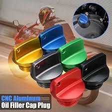 Universal <b>Motorcycle Engine Oil Filler</b> Cap For Honda For Kawasaki ...