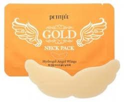 «Гидрогелевый <b>патч для области</b> шеи Gold Neck Pack, <b>Petitfee</b> ...