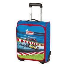 Немецкие <b>детские чемоданы</b> Scout купить в магазине СкулБэг.Ру
