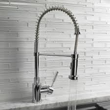rinse faucet commercial kitchen sink spray restaurant