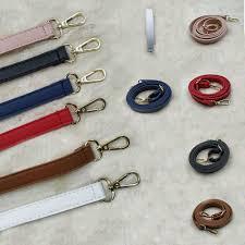 140 cm Women Handbags Belts Strap Bag <b>New PU Leather</b> ...