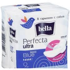 Отзывы о Гигиенические <b>прокладки Bella Perfecta Ultra</b> Blue