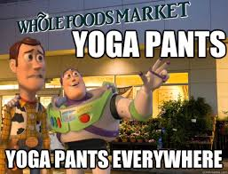 Buzz and Woody go to Whole Foods memes | quickmeme via Relatably.com