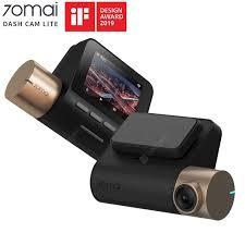New Mi <b>70mai Dash Cam Lite</b> 1080P Speed Coordinates GPS ...