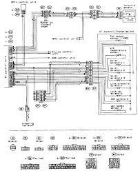 subaru wiring diagrams wiring diagrams