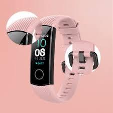 <b>Silicone Wrist Strap</b> for Huawei Honor <b>Band</b> 4 Smart Watch <b>Bracelet</b> ...