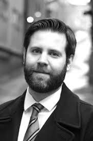 Martin Hansson har varit ordförande för Miljöpartiet i Stockholm. - Martin_Hansson