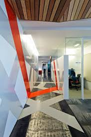 office define. autodesk sf interpreted from the streets of san francisco wall and floor graphics define office e