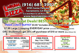 pizza coupon flyer examples lessons teach