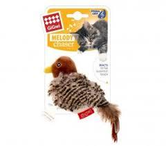 <b>GiGwi Melody chaser</b> Птичка со звуковым чипом - купить с ...