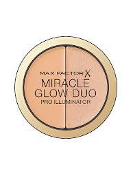 <b>10</b>% MAX FACTOR <b>Хайлайтер</b> Miracle Glow Duo