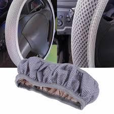 Soft Warm Plush Winter <b>Car</b> Steering Wheel Cover Elastic <b>Auto</b> ...