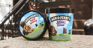 Ben & Jerry's <b>Ice Cream</b> Flavors